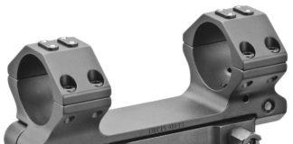 Adjustable gun tactical mount