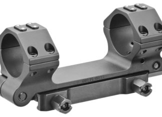 Adjustable gun tactical mount