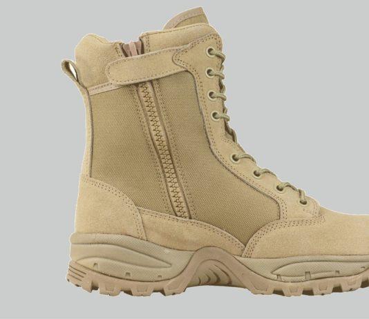 Maelstrom Men's Tac Force 8 Inch Zipper Tactical Boot