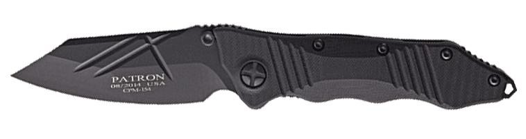 Guardian Tactical GT21111 Patron Framelock Folder Knife
