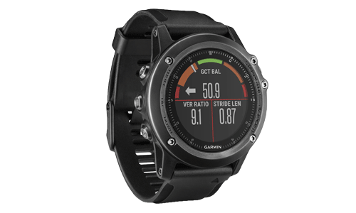 Garmin Fenix 3 HR Military Watch