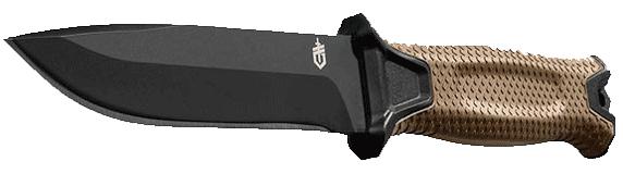 Gerber StrongArm Fixed Blade Knife, Fine Edge Hunting Knife