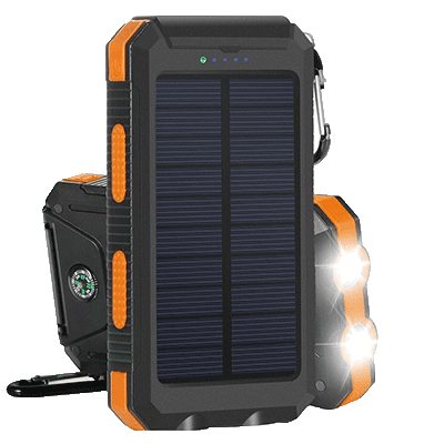 POWERBANK CVADG-S81 Portable solar charger