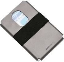 Ti5 Slim Wallet Titanium large image
