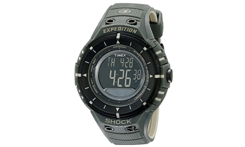 Timex Expedition Shock Digital Compass Tactical Watch