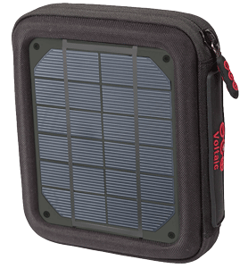 Voltaic Systems Amp Portable Solar Charger with Battery Pack