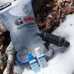3L hydration bladder of Geigerrig 1600