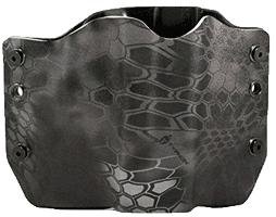Black Kryptek Typhon Kydex OWB holster