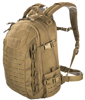 Brown Direct Action Dragon Egg Tactical Backpack