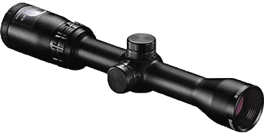 Bushnell Trophy Shotgun Scope with Circle-X Reticle, 1.75-4 x 32mm