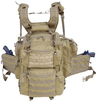 Explorer B99 Patrick Tactical Backpack
