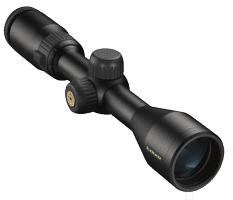 Nikon SLUGHUNTER BDC 200 Riflescope, Black, 3-9x40