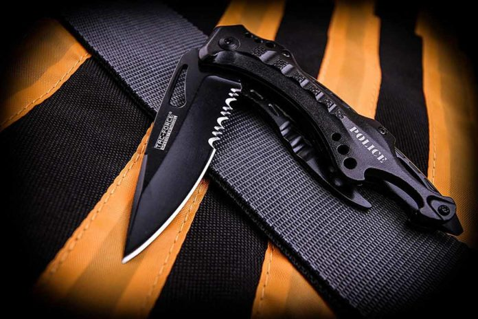 AC Force TF-705BK Assisted Opening Tactical Folding Knife