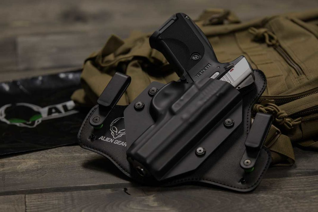 the best concealed carry holsters