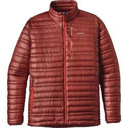 Mens Patagonia Ultralight Down Jacket