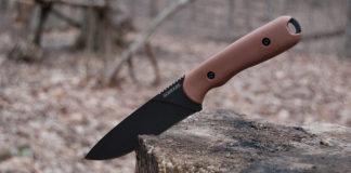 Schrade SCH42D knife review