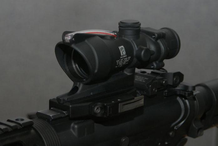 Trijion Acog 4x32 scope