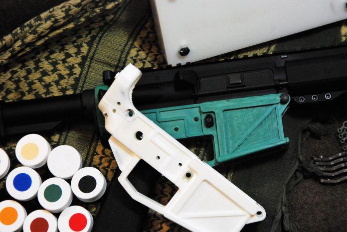 AR 15 Mold Complete Lower Recevier Kit