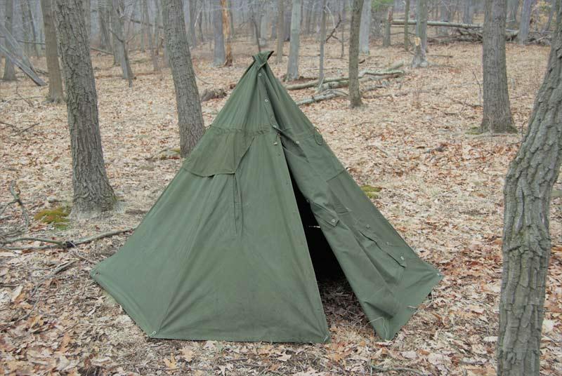 Hessen Antique packable shelters