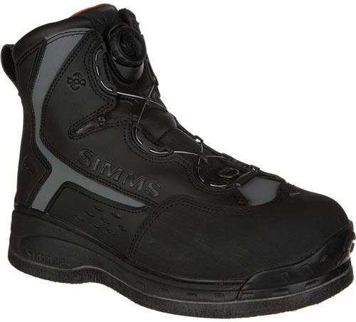 Simms Rivertek 2 Boa Wading Felt Boot