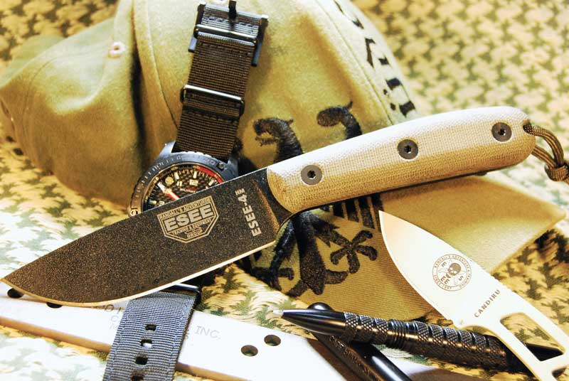 ESEE 4HM Knife
