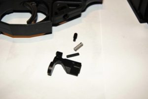 P80 Lower Parts Spring