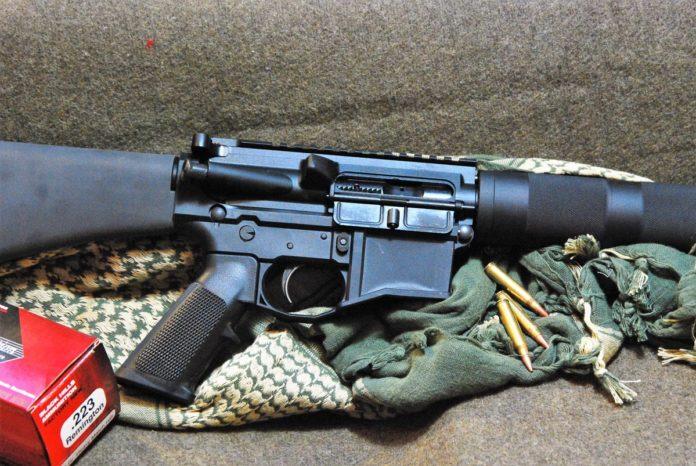 SOTA Arms 5.56 Upper Receiver