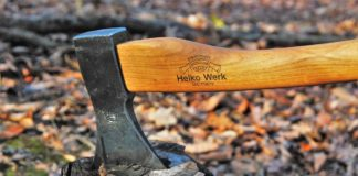 Helko Black Forest Woodworker Axe