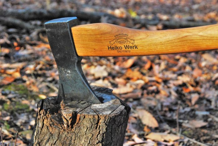 Helko Black Forest Woodworker Axe