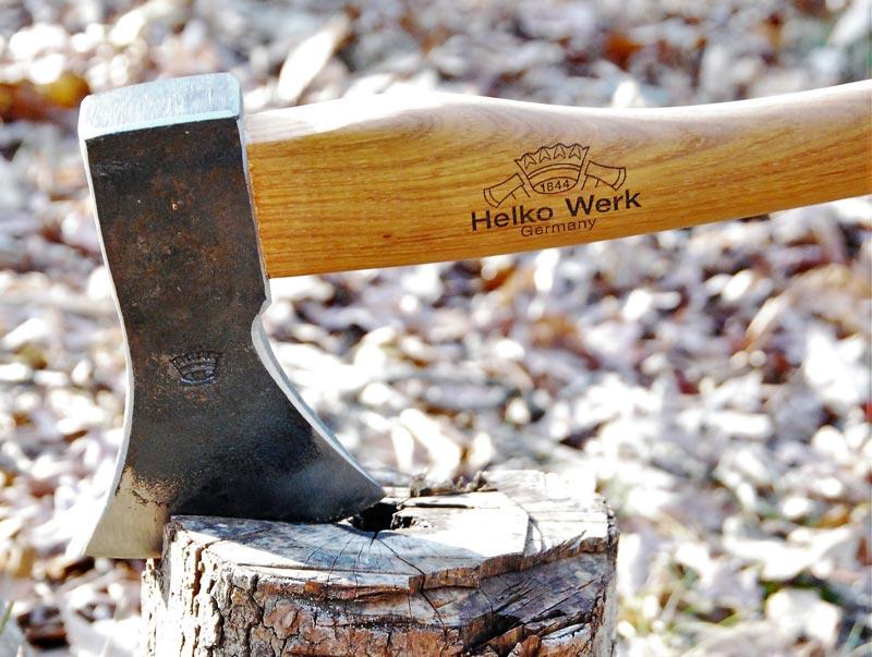 Helko Woodworker Axe