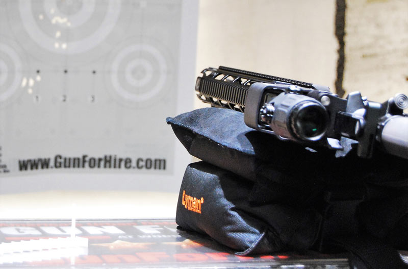 Hardened Arms Crucible heat shield review