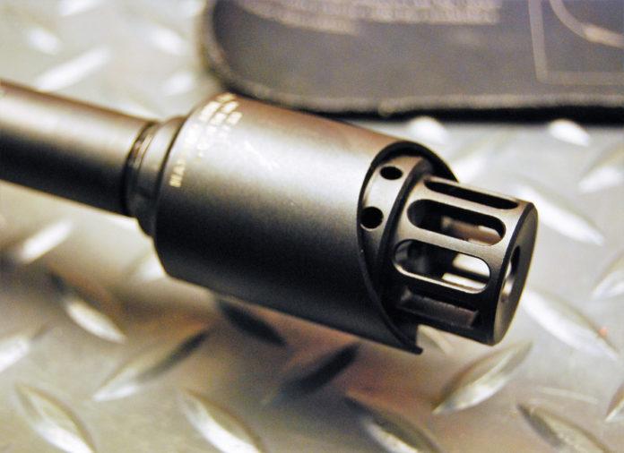 Hardened Arms HD SMC