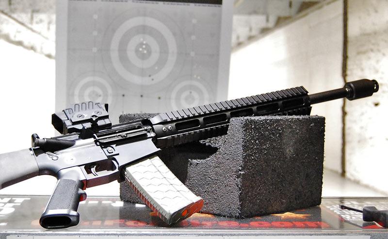 Hardened Arms HD SMC on AR